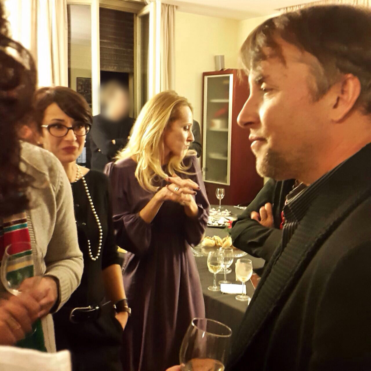 Richard-linklater-Boyhood-event-Rome-Italy